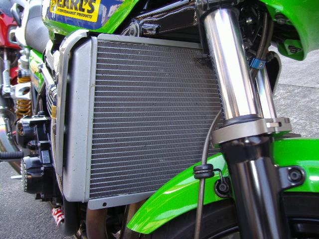 カワサキ ZRX1100インプレ